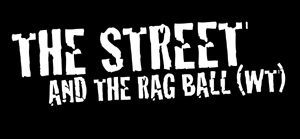 the street and the rag ball